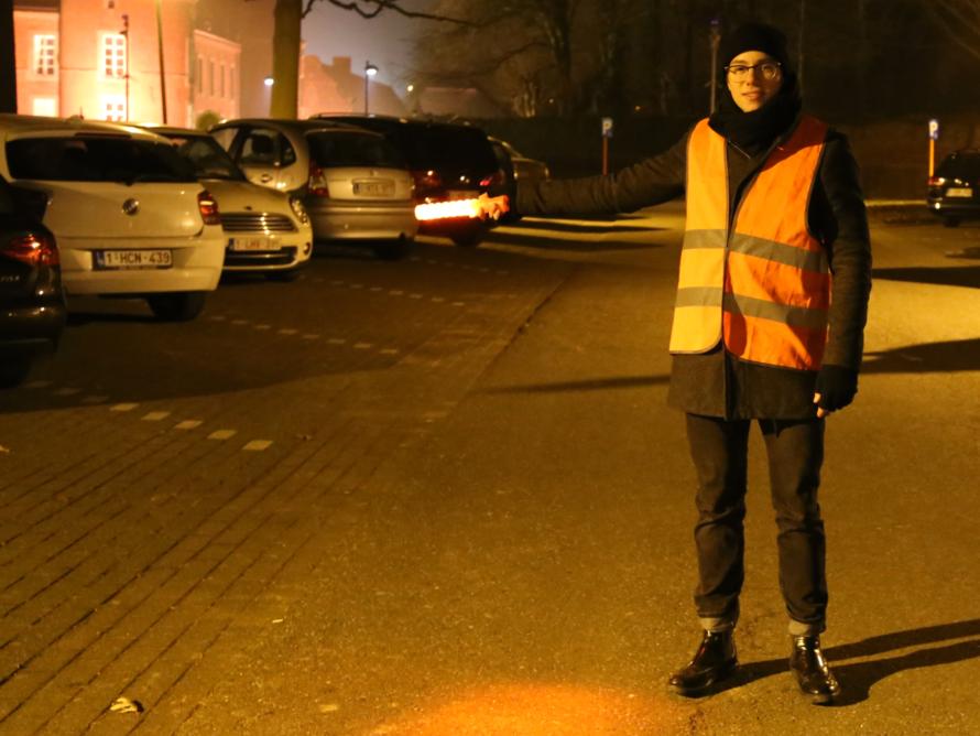 Parkeerwachter